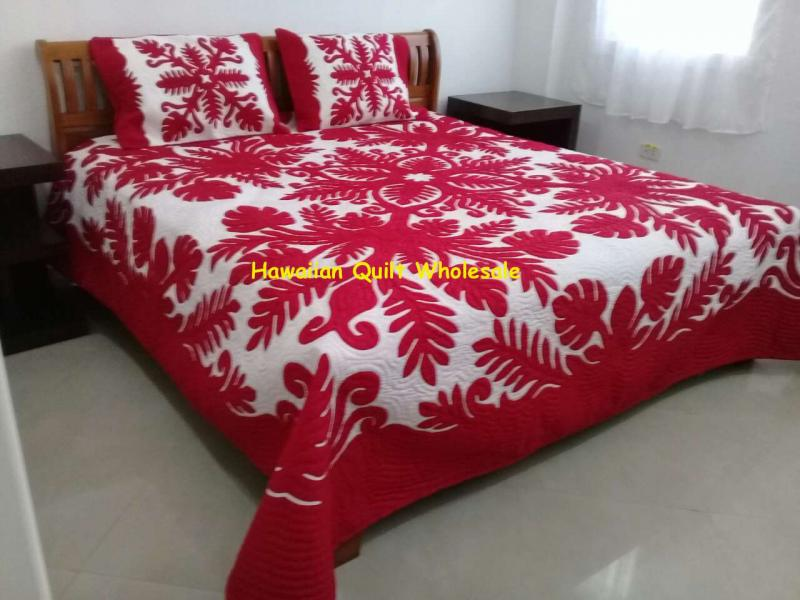Fern-RE<br>2 pillow shams included<font color=red><br>Superior Materials</font>